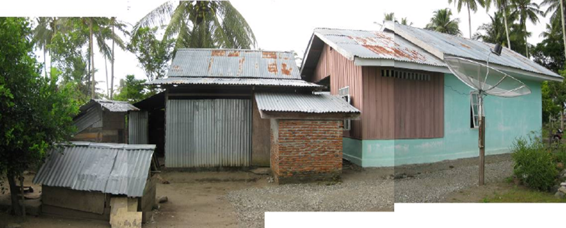 Core home and extensions in Indonesia