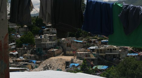 Neighbourhood-based approaches to development, displacement, and disaster